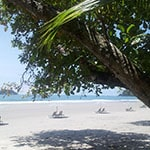 TRAVEL PHOTOS BY CAMILLA SJODIN - BEACH IN MANUEL ANTONIO COSTA RICA