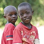 TRAVEL PHOTOS BY SJODIN PHOTOGRAPHY - BOYS IN BUSIA AFRICA