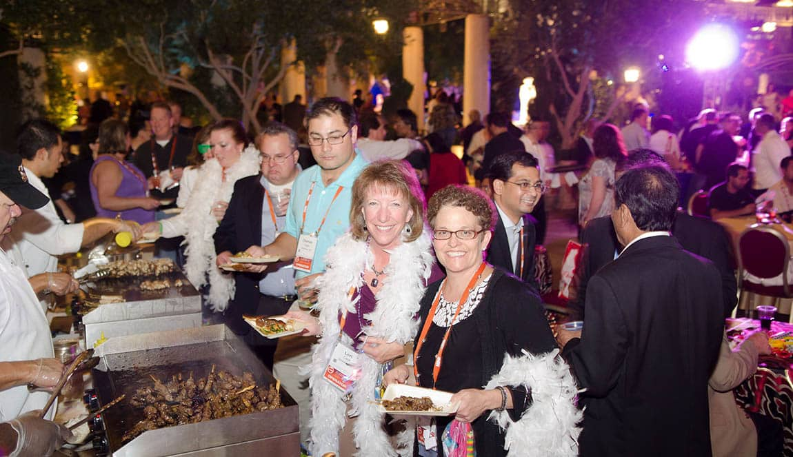 IHG ANNUAL CONFERENCE AND TRADESHOW IN LAS VEGAS 2011