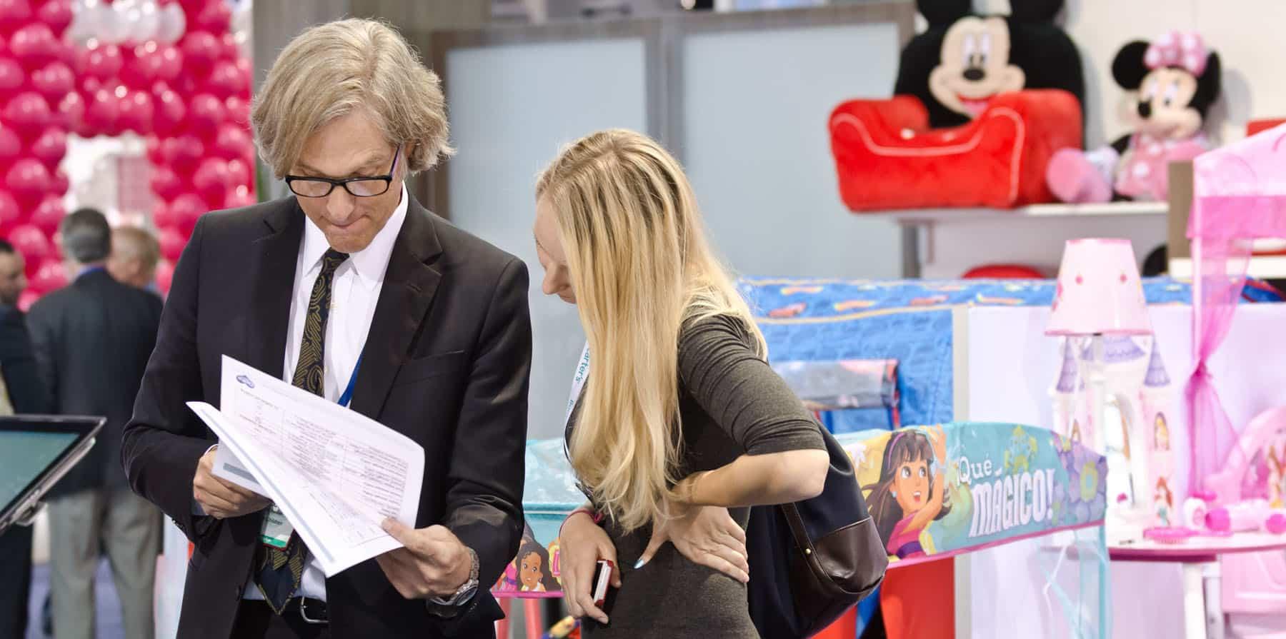 DELTA CHILDREN/ABC EXPO 2013 IN LAS VEGAS